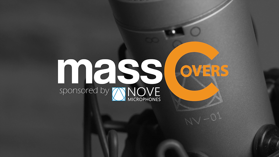 MASS COVER - NOVE MICROPHONES