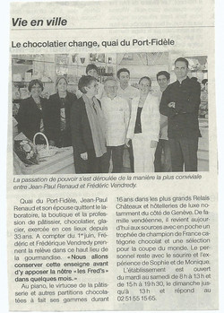 Le courrier vendeen juin 2007.jpg