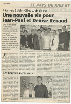 le courrier vendeen 7 juin 2007.jpg