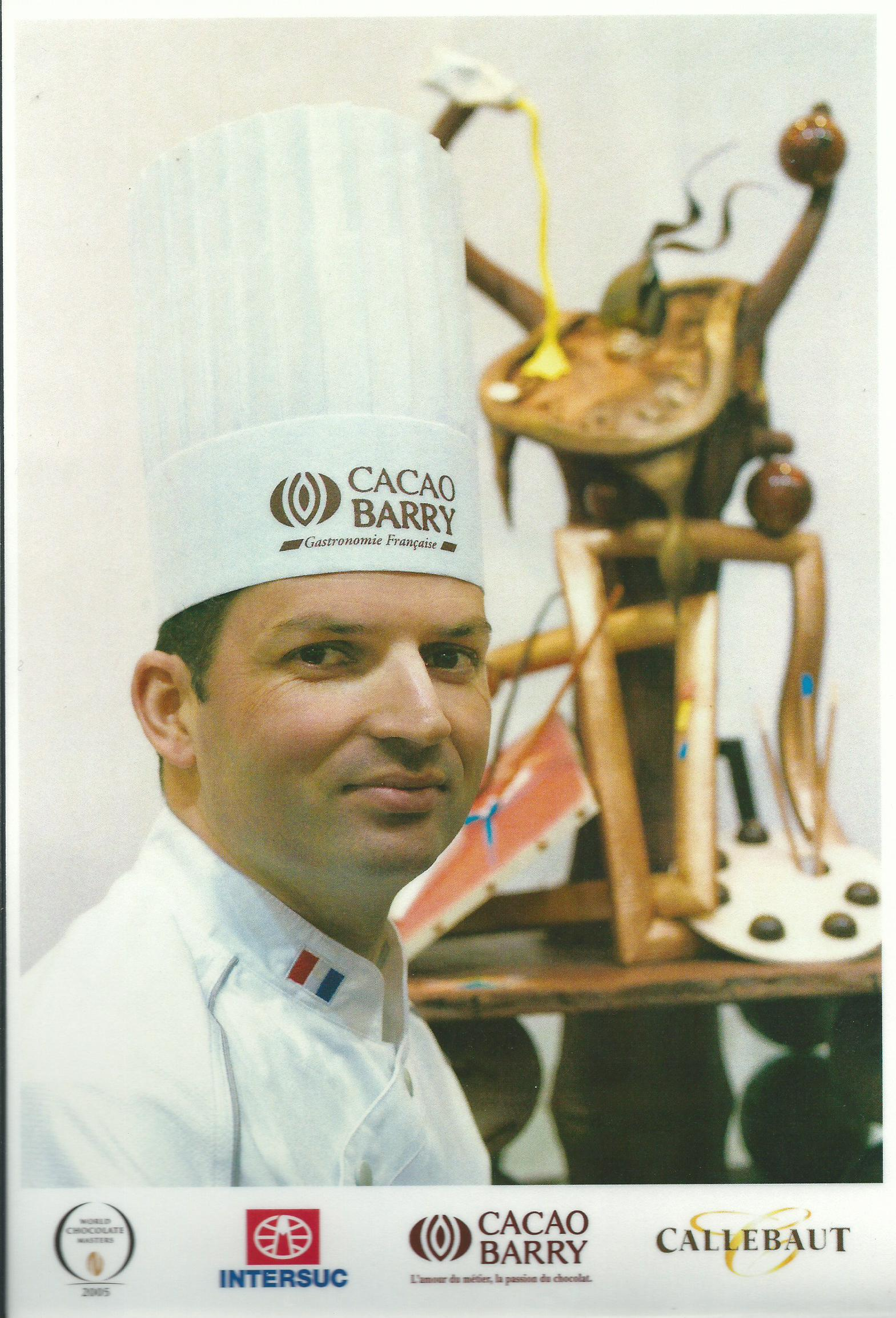 Concours Cacao Barry World Chocolate Masters 2005.jpg