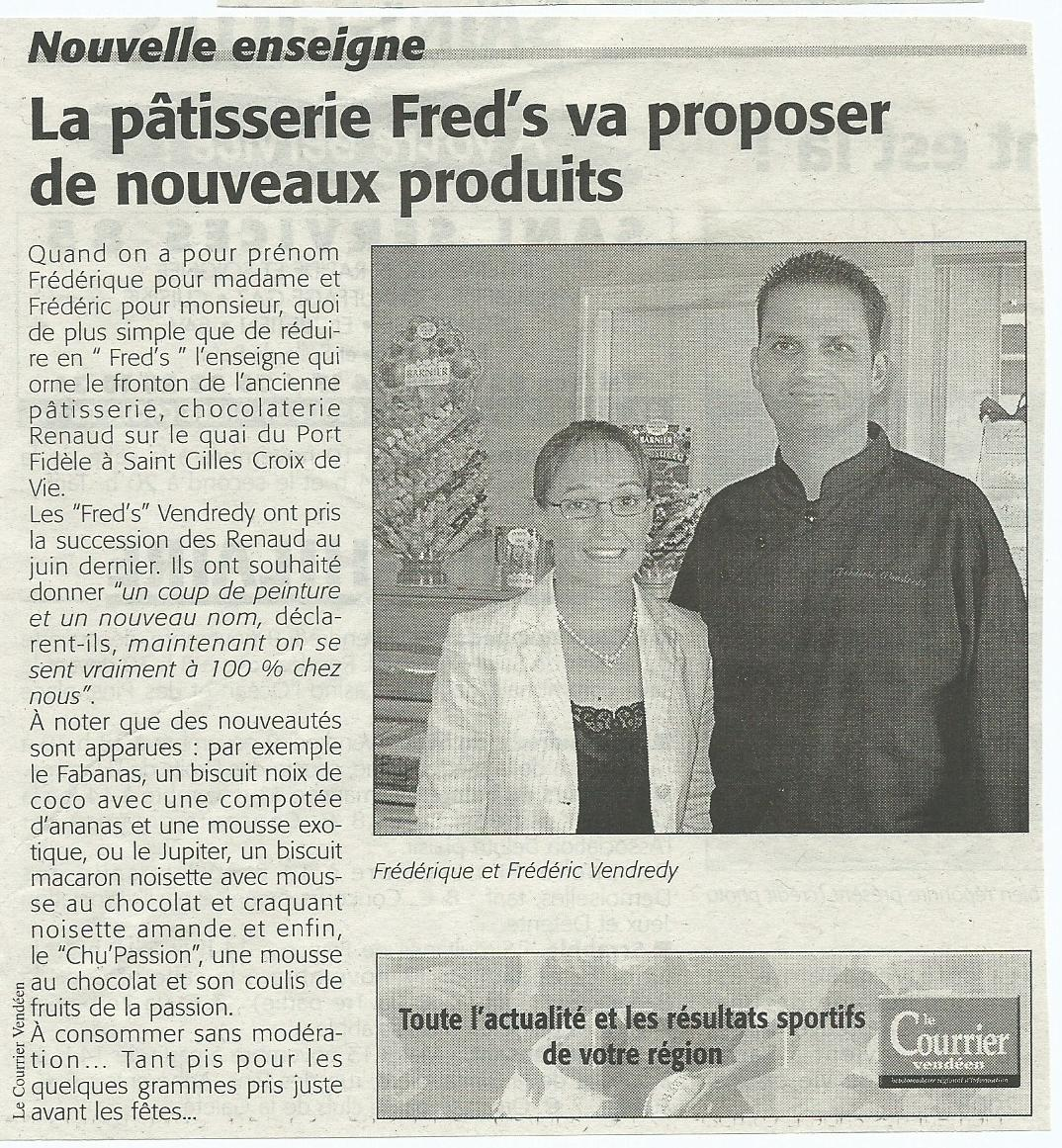 Le courrier vendeen oct 2007.jpg