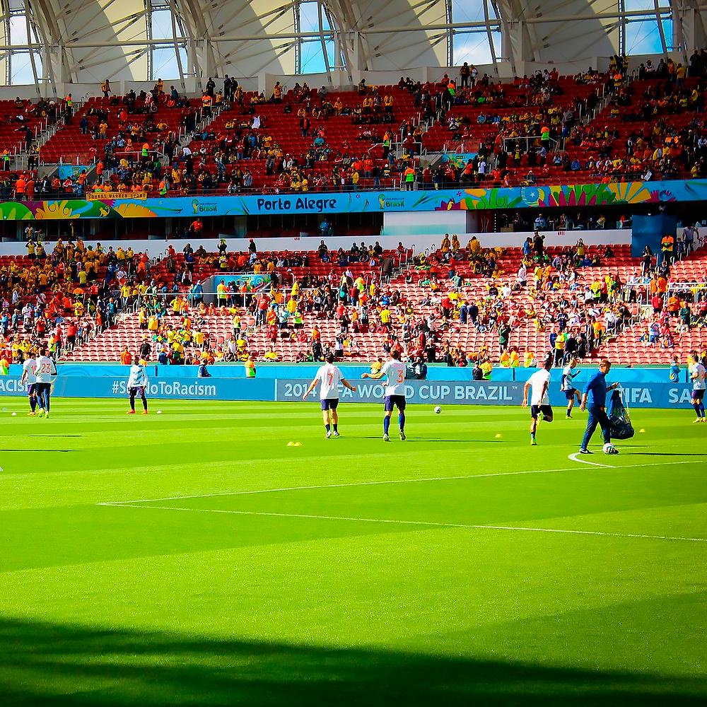 Copa do Mundo Porto Alegre - Eventos Esportivos