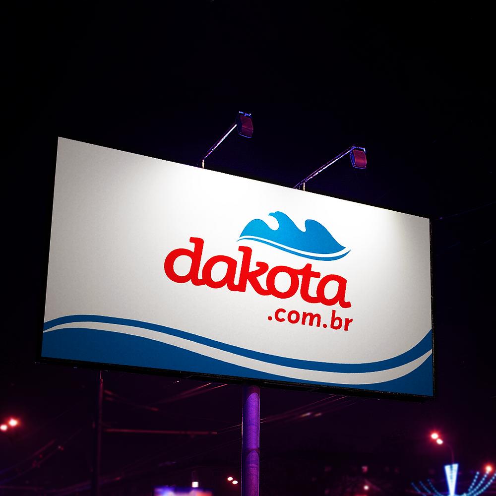 Dakota - Indústria Visual - backlight frontlight