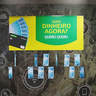 Comunicação Visual - Mobly PDV Lojas Quero-quero