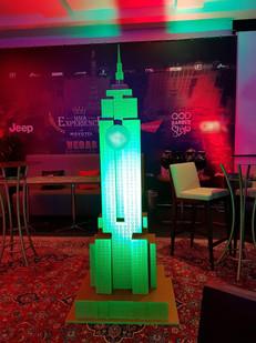 Empire State Building - Comunicação Visual