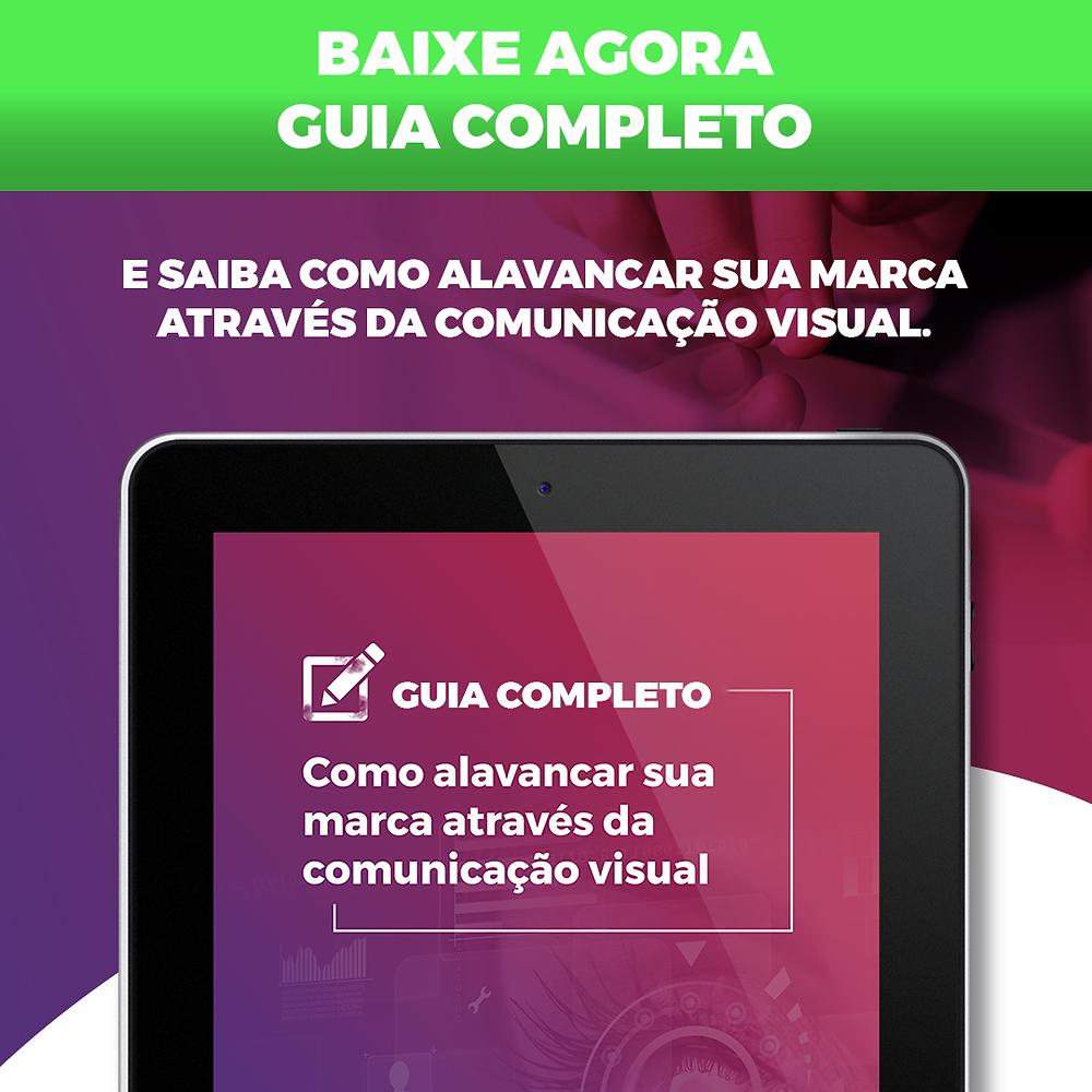 Guia Completo Comunicação Visual - Indústria Visual