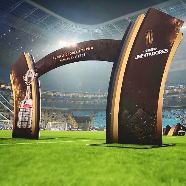 Libertadores 2019 - Eventos Esportivos