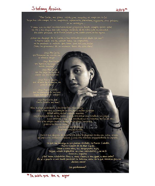 Stefany (Poema a Puerto Cabello) - Mar C