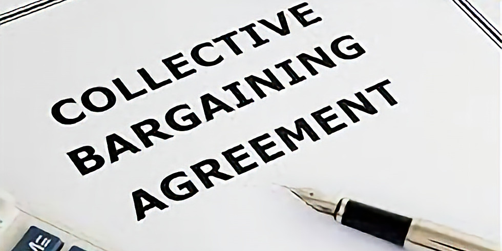Review of New Collective Bargaining Agreement with Local 1974