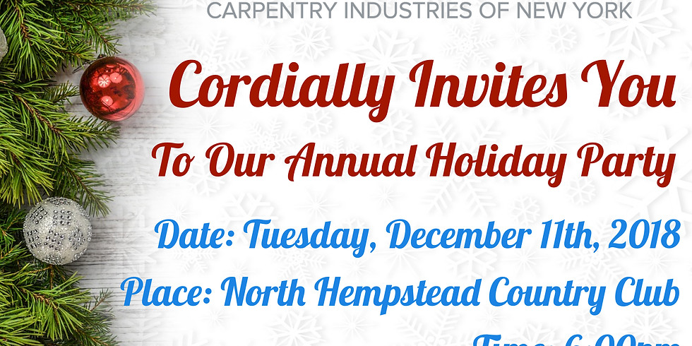 WC&C Holiday Party