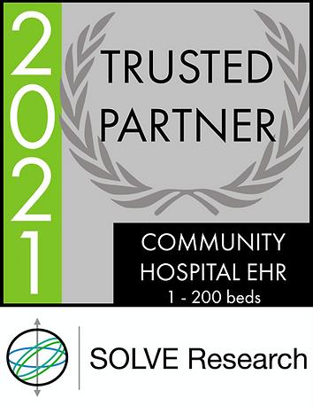 Trusted Partner - 2021 Community Hospita