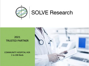 2021 Trusted Partner Research - Community Hospital EHR (1 to 200 Beds)