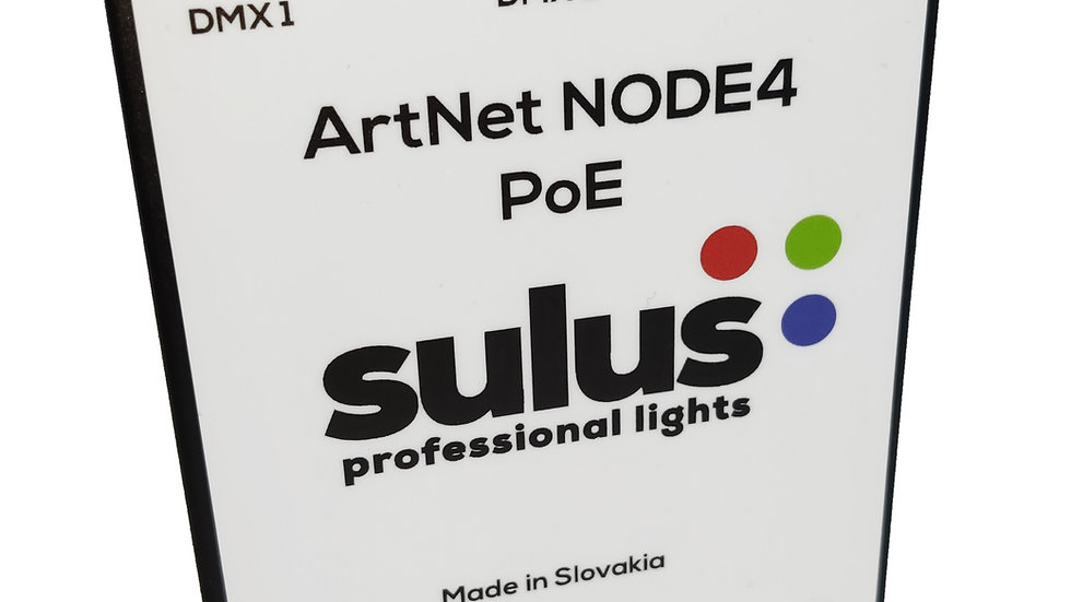 ArtNet Node4 PoE