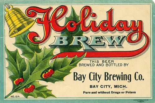 Holiday Brew Bay City Brewing Company