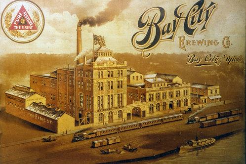 Bay City Brewing Company Facility