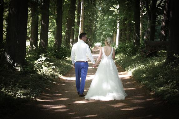 Huwelijk Lore en Laurentz 1