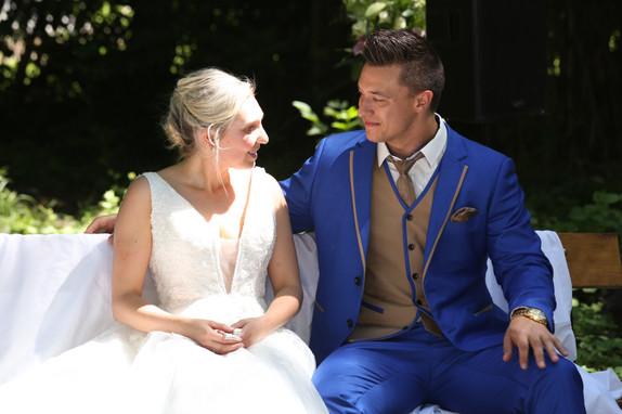 Huwelijk Lore en Laurentz 2
