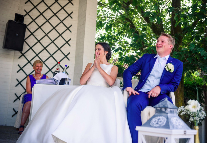 Huwelijk Hanne & Mathieu 1