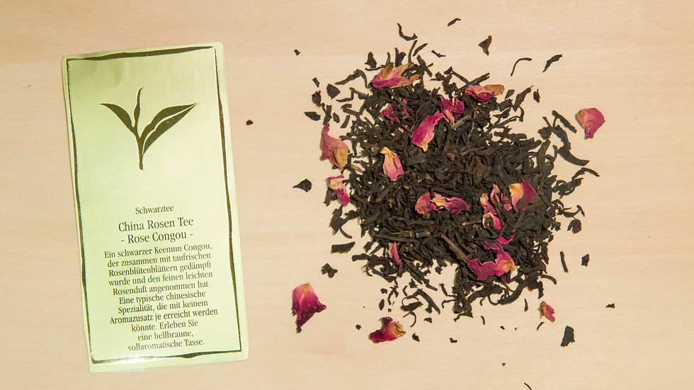 China Rosen Tee