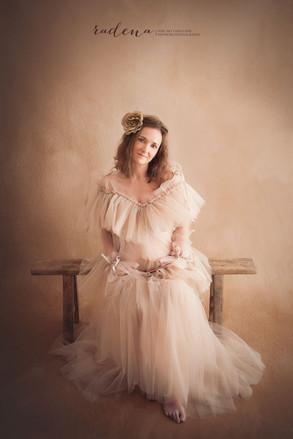 Newborn - Bolle buiken - zwangerschap