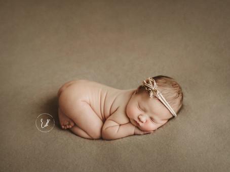 5 tips voor een succesvolle newbornsessie!
