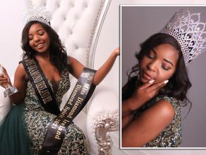 Miss Diamond  Ireland 2021 - Blessing Mutamba - Queen Interview