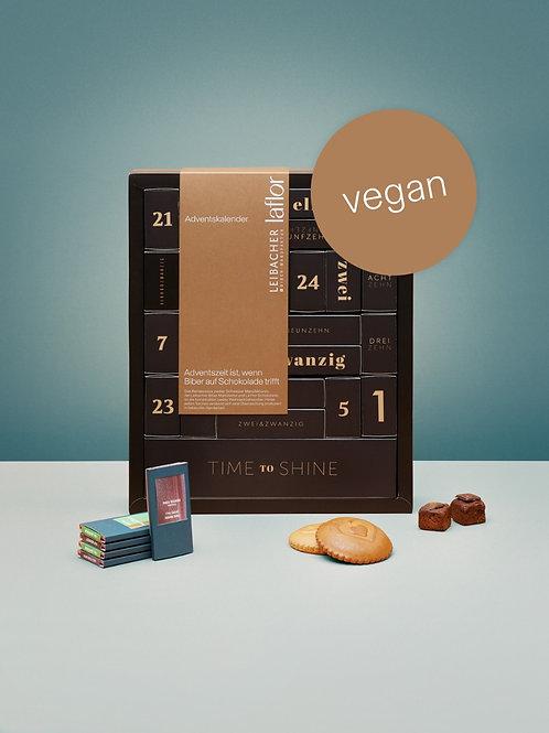 [VEGAN] Biber- & Schokolade-Adventskalender von laflor & Leibacher Biber