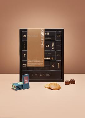 Biber- & Schokolade-Adventskalender von laflor & Leibacher Biber-Manufaktur