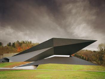 Концертный зал Tiroler Festspiele в Австрии