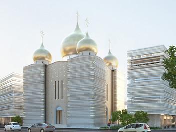 10 современных религиозных зданий (часть 1)