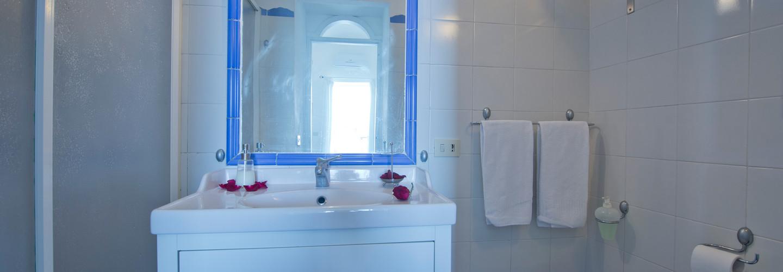 bagno romantic room