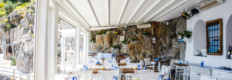 ristorante pesce fresco amalfi
