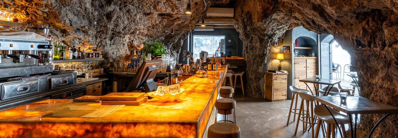Lounge Bar vista mare il pirata