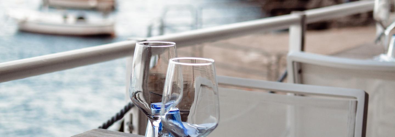 tavolo per due il pirata amalfi coast