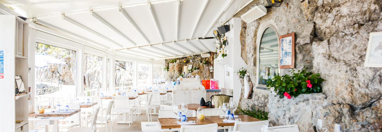 il pirata ristorante amalfi coast