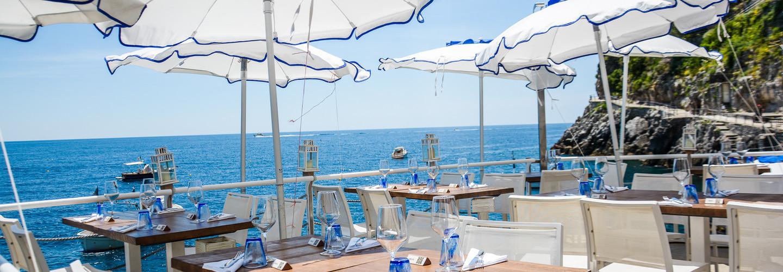 ristorante sul mare il pirata
