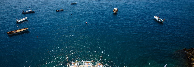 Mare Costiera Amalfitana il pirata