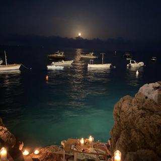 Luna piena al Pirata