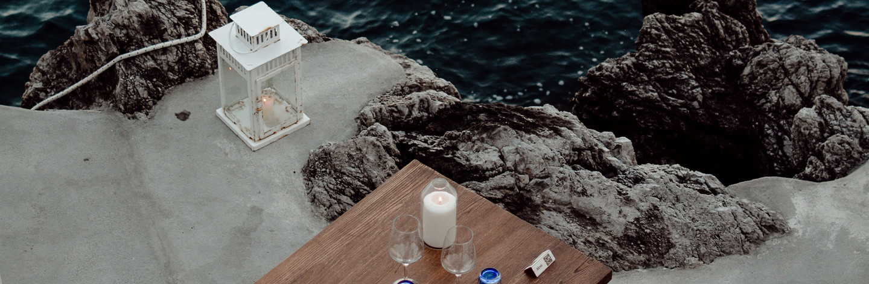 tavoli romantici il pirata