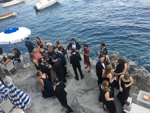 Birthday Amalfi Coast