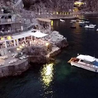 il pirata ristorante sul mare
