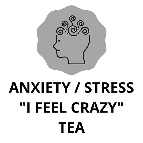 ANXIETY/STRESS TEA