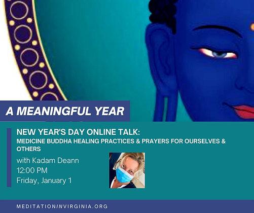 New Year's Day Talk - Jan 2021