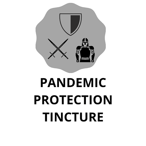 Pandemic Protection Tincture