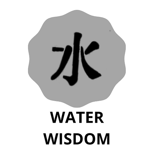 WATER - WISDOM