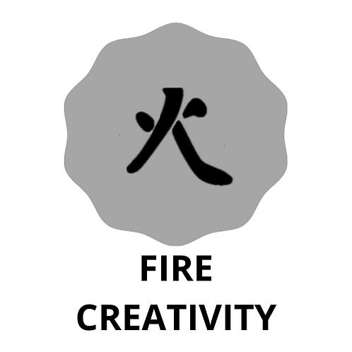 FIRE - CREATIVITY