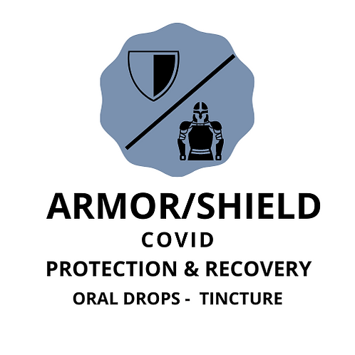 ARMOR/SHIELD- COVID Protection & Recovery - 2 oz.