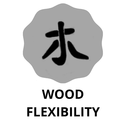 WOOD - FLEXIBILITY