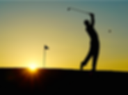 Canva - Silhouette of Man Playing Golf d