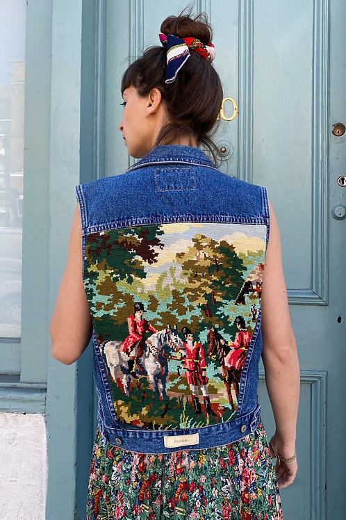 Sleeveless Jacket Chasse à courre